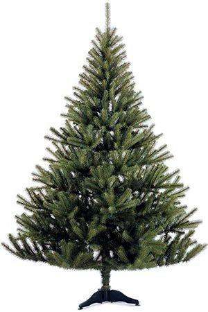 Искусственная елка АЛЯСКА 1,5 м, Ели PENERI E715Елки 1,5-1,7 м Эконом<br>Необыкновенно привлекательная ель с раскидистыми ветвями, свежей упругой короткой хвоей темно-зеленого насыщенного цвета и просвечивающей древесиной.Эта ель классического дизайна с раскидистыми ветвями и короткой темно-зеленой хвоей привносит в дом ощущение свежести северного леса. Просвечивающая сквозь иглы древесина подчеркивает сходство Аляски с настоящей живой елью. Эта модель великолепно смотрится наряженной. Ветви ели закреплены на стволе, их просто необходимо отогнуть, расправить и придать им естественный вид. Благодаря этому ель собирается в считанные минуты. Нижний диаметр - 1,14 мКоличество ярусов - 15Количество веточек - 649Хвоя - трехслойнаяДлина иглы - 2,0 смПроизводство: ПК Ели Пенери, РоссияНа фотографии может быть изображена искусственная ель этой модели, но другого размера.<br>