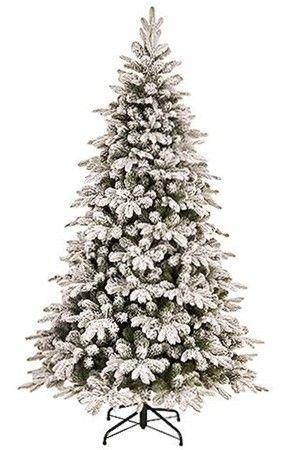 Искусственная ель ЭВЕРЕСТ  (литая хвоя РЕ+PVС, напыление искусственного снега - флок), 228 см, National Tree Co 31HSEVER75/PEV3-501-75Ели выше 2,0 м National Tree<br>ЭВЕРЕСТ - великолепная ель, как будто сошедшая с иллюстраций к сказкам о волшебной зимней стране. Шикарные лапы дремлют под мягким снежным одеялом в ожидании праздника. Олени Санты шиплют сладкие морозные веточки, а сам он, мурлыкая под нос песенку, тщательно упаковывает подарки. Вы же, тем временем, подбираете украшения для вашей красавицы-елки, чтобы она была самой нарядной, изысканной и блистательной - настоящей королевой праздничной ночи!<br>Особенность этой ели - сочетание литых пластиковых веточек с классической хвоей из PVC. Литые иголки визуально не отличимы от настоящих, что придает ели необычайное сходство с натуральным деревом. Декор ели - напыление искусственного снега (флокирование). Искусственный снег - флок - хорошо держится на хвое, не осыпается. Подобное оформление ели в последние годы стало очень популярным в европейских странах. <br> <br>Высота - 228см<br>Количество веток - 1619<br>Диаметр нижнего яруса - 135см<br>Хвоя - литье (РЕ) + трехслойное PVC<br>Цвет хвои: зеленый, заснеженный<br>Диаметр отростков - 4 см - литье, 7,5 см - PVC<br>Декор: напыление искусственного снега - флок.<br>Подставка металлическая<br> <br>На фотографии может быть изображена искусственная ель этой модели, но другого размера.<br>Ветви дерева закреплены шарнирно, при установке ели их необходимо просто откинуть.<br>Поставляется в коробках из плотного картона, предполагающих многолетнее хранение. Ветви после хранения очень быстро восстанавливают форму. Имеет металлическую подставку, обеспечивающую устойчивость. Ель предназначена для многолетнего использования. Сертифицирована по европейским стандартам качества и безопасности.<br> <br>Производитель: National TREE COMPANY, Cranford, New Jersey, USA<br>Производство размещено в Гонконге.<br>