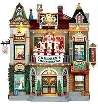 Фасад Рождественская торговая площадь (свет, звук, динамика), 22.2х26.5х12.8 см, адаптер, Lemax 35560-lemaxМузыкально-анимационные композиции<br>Здесь все готовятся к празднику! Кто-то выбирает игрушки в подарок малышам, кто-то примеряет наряды, кто-то в парикмахерской делает укладку, собираясь на званый вечер. На кухне маленького кафе повара готовят лучшие блюда из специального меню, а изумительный детский хор на балконе вдохновенно исполняет рождественский гимн. Этот фасад дарит настроение, украшенное предвкушением волшебства! С ним ваш городок станет ярче. А ещё его можно повесить на стену, где он будет отлично смотреться в качестве оригинального украшения. <br> <br>Размер - 22.2х26.5х12.8 см<br>Материал - керамика<br>Свет, динамика, звукРаботает от адаптера питания 220/4,5V (входит в комплект). <br> <br>Производитель LEMAX, Голландия<br>Производство размещено в Китае<br>