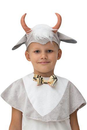 Карнавальный костюм КОЗЛИК (эконом), 5-7 лет, Бока 2171-бока Morozko