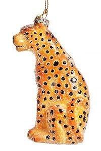 Ёлочная игрушка ЛЕОПАРД, 7х4х10.5 см, Billet 738878Игрушки-зверушки из пластика<br>Недаром любители гламура и роскоши вдохновились расцветкой изумительного красавца Леопарда! Но стоит добавить, что он не только замечательно красив и грациозен, но и невероятно храбр и отважен, так что готов стать могущественным талисманом вашего дома, украшающим, к тому же, вашу новогоднюю ёлку!<br> <br>Размер - 7х4х10.5 см<br>Материал - пластик<br> <br>Производитель BIILET, Бельгия<br>Производство размещено в Китае<br>
