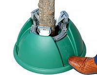 Подставка для натуральной ели, 19х37 см, (диаметр ствола до 11 см, высота до 2,3 м), ТМ National Tree Company 31SGRIP37Подставки  для елей, сумки для хранения<br>Замечательно удобная подставка для живой ёлочки, гармонично сочетающаяся по цвету с самим деревцем, чтобы не отвлекать внимания от праздничного убранства. Для особой надёжности она снабжена специальными металлическими лопастями, которые зажимают ствол - нужно просто установить вашу лесную красавицу в держатель и нажать педаль. <br> <br>Размер - 19х37 см<br>Цвет - зелёный<br>Материал - пластик, металл<br>Максимальный диаметр ствола ели - 11 см<br>Глубина зажима - 20 см<br>Предназначена для установки елей не превышающих 2,1-2,3 м<br> <br>Производитель: National TREE COMPANY, Cranford, New Jersey, USA<br>Производство размещено в Китае<br>