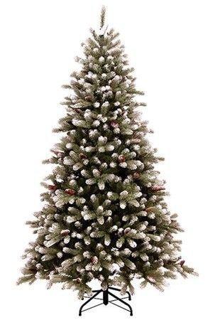 Искусственная ель АДИРОНДАК заснеженная, голубая, с шишками, 152 см,  (литая хвоя РЕ+PVС), National Tree Co 31HPEADB50/PEACB-500-50Ели 1,5-1,7 м National Tree<br>Северная красавица АДИРОНДАК с голубой хвоей и еловыми шишками, припорошенная серебристым инеем,  не оставит никого равнодушным! <br> <br>На склонах знаменитых гор Адирондак растут роскошные ели, завораживающие своим королевским великолепием! И эта голубая красавица с очень густой кроной и идеальным классическим силуэтом, почти неотличимая от настоящей, словно привезена прямо оттуда. Кончики её уютно-пушистых веточек с литой упругой хвоей изящно припрошены снегом - крупинками чуть посеребренного белоснежного инея, обеспечивая елочке нарядный праздничный облик. Веточки с хвоей из PVC высочайшего качества заполняют приствольное внутреннее пространство, создавая ощущение дополнительного объёма.  И как же элегантно смотрятся среди них натуральные, припорошенные инеем еловые шишки!<br> <br>Высота - 152 см<br>Диаметр нижнего яруса - 99 см<br>Количество веточек - 494<br>Хвоя - литьё (PE)+PVC<br>Цвет хвои: голубой<br>Длина иглы: 3 см - литая, 4,5 см - PVC<br>Декор - заснеженность, натуральные еловые заснеженные шишки<br>Подставка - металл<br>Ветви прикреплены к стволу шарнирно, при сборке их следует просто отогнуть<br>Упаковка - плотная картонная коробка, оформленная под красное дерево<br> <br>Соответствует российским и международным стандартам противопожарной безопасности - при поджигании хвоя не разгорается<br> <br>Производитель: National TREE COMPANY, Cranford, New Jersey, USA<br>Производство размещено в Гонконге<br>