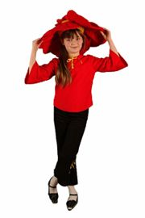 Карнавальный костюм МАК, 5-7 лет, Бока 1119-бокаКарнавальные костюмы 5-7 лет<br>Яркий и элегантный костюм МАК подойдет тем, кто хочет выделиться на карнавальном вечере!<br>В комплект костюма входит: шляпка, кофта, брюки.<br> <br>Размер костюма: 30-34<br>Рост: 122-134 см.<br>Материал: трикотаж.<br> <br>Производитель: БОКА, Россия<br>