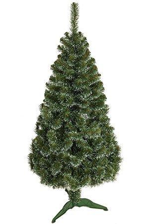 Искусственная елка СНЕЖНАЯ 1,5 м, MOROZCO 2315-morozcoЕлки 1,5-1,7 м заснеженные<br>Морозная свежесть и зимнее очарование!Эта искусственная сосна с покрытыми снегом иголками принесет в дом ощущение новизны и праздника! Ослепительно белый иней, темно зеленая хвоя, слегка просвечивающая древесина придают деревцу исключительную нарядность. Сосна разбирается до ветвей, компактна, легко собирается в считанные минуты . Нижний диаметр - 1,05 м Диаметр отростков - 10 см.Производство: ПК ПЛАСТИНДУСТРИЯ, РоссияНа фотографии может быть изображена искусственная елка этой модели, но другого размера.<br>