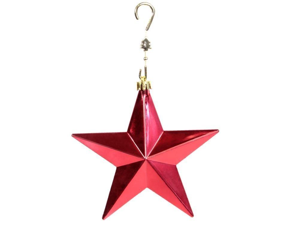 Новогодняя игрушка Звезда