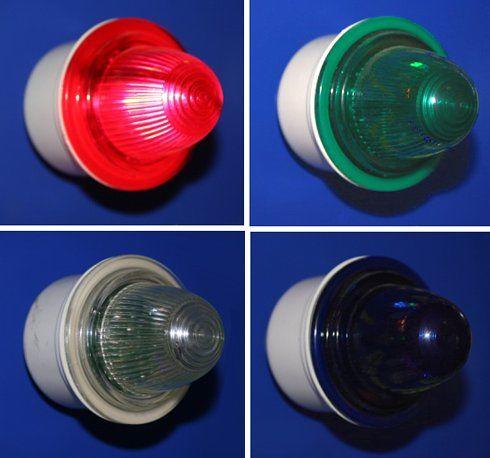 Стробоскопические лампы-вспышки созданы для установки на разные маркетинговые конструкции: вывески, щиты...